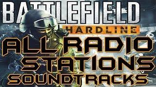 battlefield hardline   the best original songs radio stations music