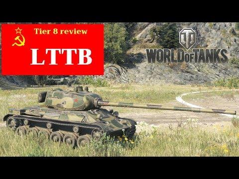 LTTB tank re review  World of Tanks