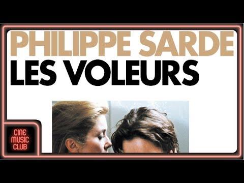 """Philippe Sarde - Les voleurs (Mouvement 01) (musique du film """"Les voleurs"""")"""
