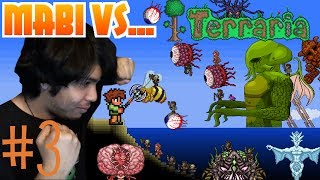 Mabi Vs Terraria - Episode 3 - (Thin Ice)
