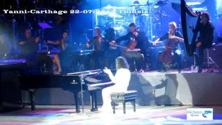 Yanni world tour in tunisia