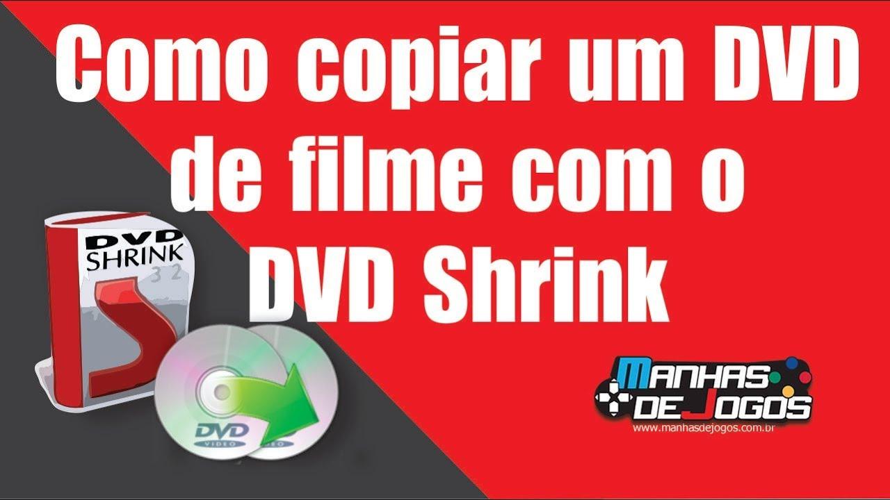 PELO BAIXAKI BAIXAR DVD SHRINK