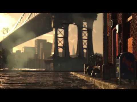 3D Manhattan's Bridge