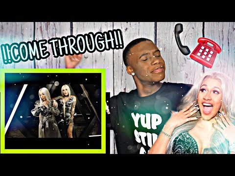 CARDI B - RING FT KEHLANI (MUSIC VIDEO) REACTION