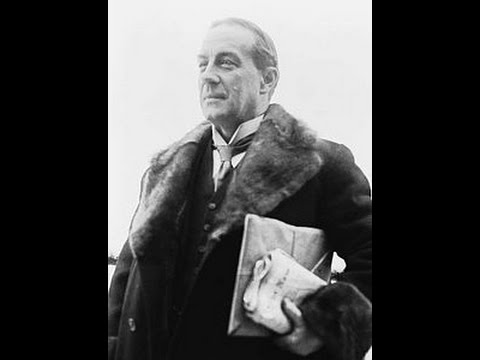 38th Prime Minister: Stanley Baldwin (1923-24, 24-29,35-37)