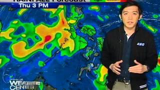 PAGASA warns it may be rainy tomorrow and in the coming days