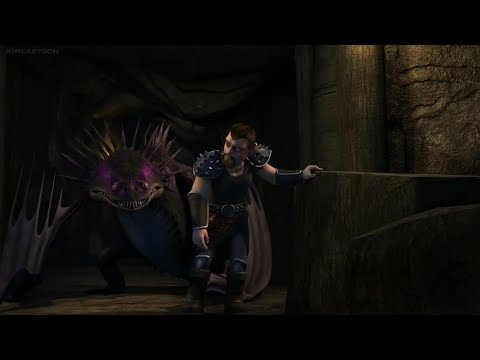 DRAGONS: RACE TO THE EDGE | Viggo's Last Words |