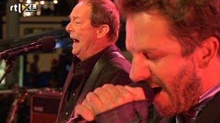 Thé Lau en Tom Barman - Open - RTL LATE NIGHT