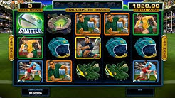 Rugby Star Slot BONUS GAME
