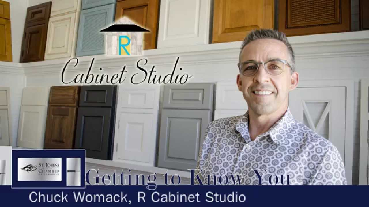 Getting To Know You Chuck Womack R Cabinet Studio