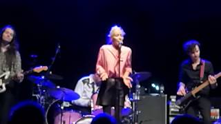 Wendy James Bad Valentine clip live at the 02 Academy Glasgow 08/10/2019