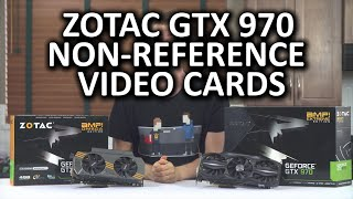 ZOTAC GTX 970 AMP! Extreme & Omega Video Card Review & a Surprise