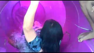 MENEGANGKAN!!! Felycia Angelista kekasih Hito Caesar takut mencoba prosotan tertinggi