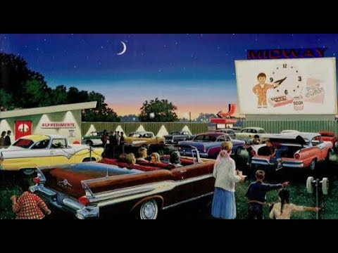 Short Video Six Pack #7: More Blasts From The Past (drive-ins, Halloween, Big-little Books, Etc.)