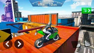 Ultimate Motorcycle Simulator #4 | Android Gameplay | Friction Games
