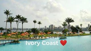 🛑 #vlog CÔTE D'IVOIRE IVORY COAST #tourisme #côtedivoire