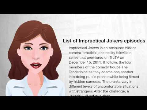 List of Impractical Jokers episodes - Wiki Videos