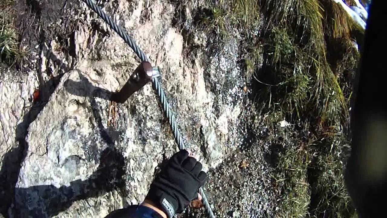 Klettersteig Reit Im Winkl : Der erste klettersteig im kreis chiemgau
