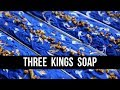 Three Kings Soap (My Most Expensive Batch Ever!?) | Royalty Soaps