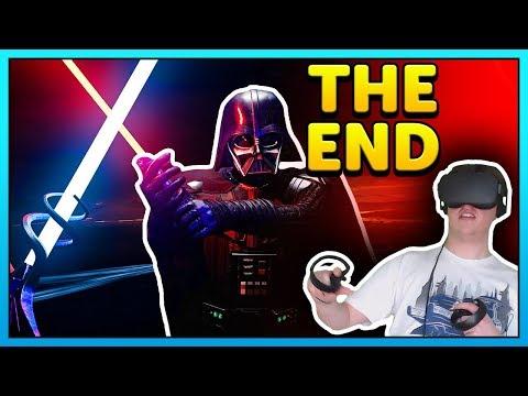 ???? Vader Immortal Episode 3 Ending - Gameplay Walkthrough