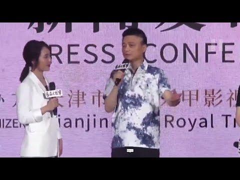 崔永元现身电影发布会,表示自己压力大