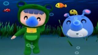 Мультфильмы для малышей - Руби и Йо-Йо - Акула thumbnail