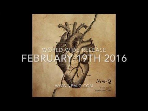 Nem-Q new EP 'Fault Lines (Subduction Zone)' promo/teaser