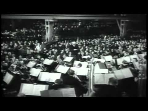 Berlin Philharmonic 1942 Wilhelm Furtwängler HD upconvert stereo sound