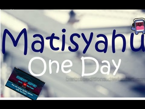 Matisyahu's One day | Beat MP3 for Youtube