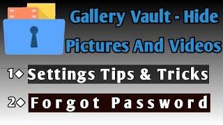 Gallery Vault Hide Pictures And Videos Forgot Password   Technical Mosiur   Calculator Vault screenshot 3