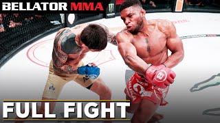 Full Fights | Paul Daley vs. Erick Silva - Bellator 223