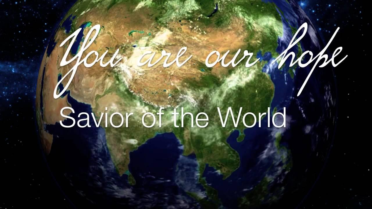 Jesus to the world lyrics