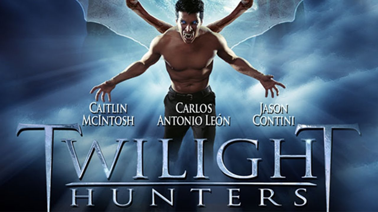 Download TWILIGHT HUNTERS (Thriller Movie, HD, Science Fiction, Full Length, English) free sci-fi movies