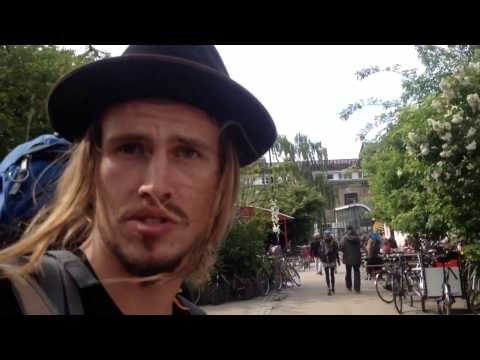 SURVIVE IN A CITY WITH NO MONEY - A day in Copenhagen !