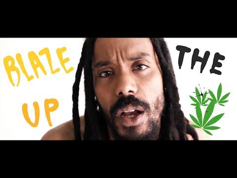 Lion D - Blaze Up [Official Video 2015]