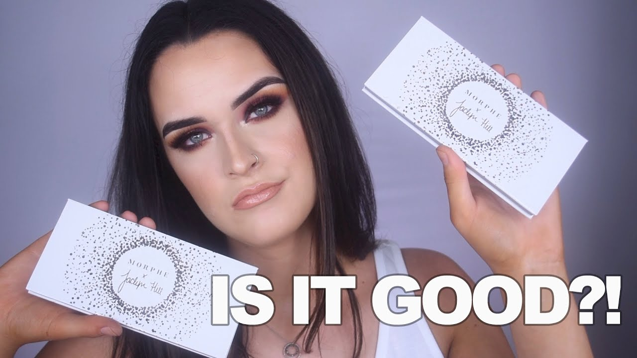 Jaclyn Hill X Morphe Vault Review | FINAL THOUGHTS | *Before Morphe Announcement