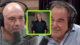 Would Oliver Stone Consider Making a Movie About Jeffrey Epstein?