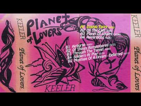 Keeler ‎– Planet Of Lovers (1984) [FULL ALBUM]