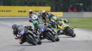 EBC Brakes Superbike Race 1 Highlights at Road America 19