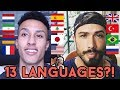 How We Learned 13 Languages (ft. Richard Klein)