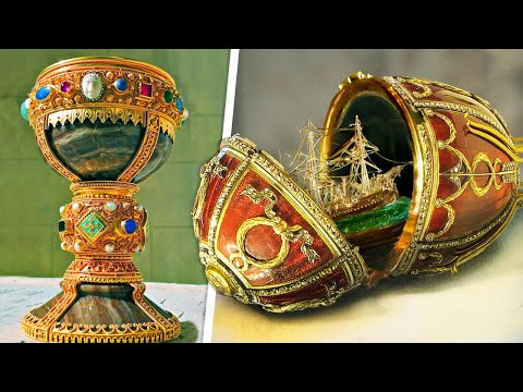 8 Most Wanted Lost Objects In The World