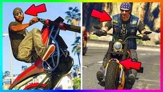 NEW GTA 5 DLC SECRET DETAILS, HIDDEN FEATURES & EVERYTHING YOU MISSED FROM GTA ONLINE BIKERS UPDATE!