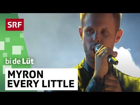 Myron mit Every Little - SRF bi de Lüt - Live