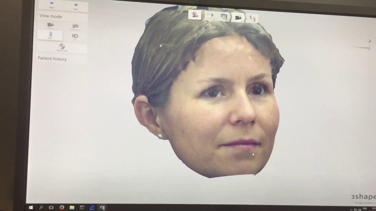 3SHAPE 3D FACE DRIVERS FOR WINDOWS XP