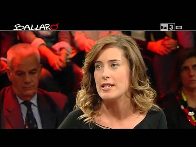 Maria Elena Boschi sul caso Cancellieri