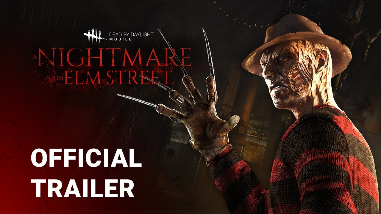Dead by Daylight Mobile: A Nightmare On Elm Street Gameplay Trailer