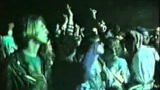 SUNRISE & Back To The Future 1989 Illegal Acid House Rave feat. Snap & Afro Dizzi Act live.
