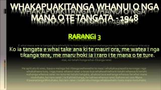 Maori Universal Declaration of Human Rights : : :