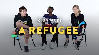 Kids Meet A Refugee | Kids Meet | HiHo Kids