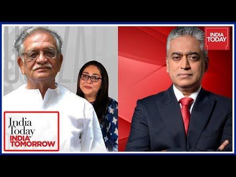 Exclusive: Rajdeep In Conversation With Gulzar & Meghna Gulzar | India Today India Tomorrow